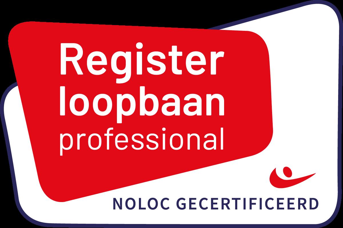 Keurmerk NOLOC erkend Loopbaan Professional